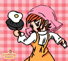 Cooking Mama by HelenBaby
