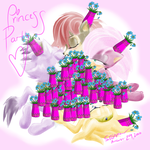 Princess Party - Vase Ver. by SEGAMew