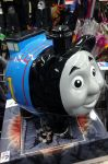 Thomas the Tank Piggy Bank by lionessleesha
