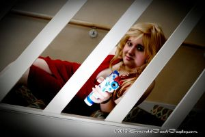 Panty - Through the Staircase by EmeraldCoastCosplay