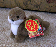 KM International Mini Otter by The-Toy-Chest