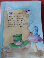 Alice in Wonderland - Beginning by is-sy