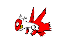 Latias by advancedtrainer