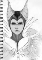 Maleficent by Eddus-a-um