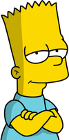 Bart Simpson - 02 by Mighty355