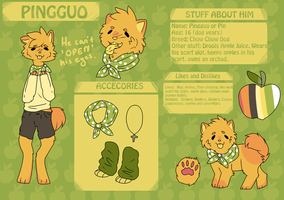 Pin Refrence Sheet by Samooraii