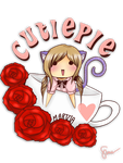 CutiePie T-shirt contest entry #3 by Nanami-chan28
