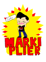 Markiplier! by TeslaMarcia