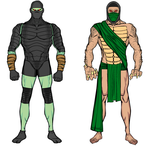 Reptile Re-Design by mkislife