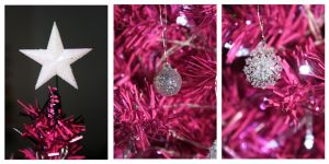 A Pink Christmas by KatiesPhotography