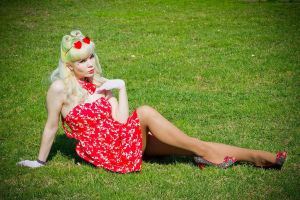 Pin up) 2 by 13-Melissa-Salvatore