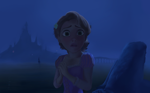 Tangled study by Bariarti