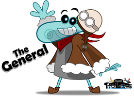The General by MarkProductions