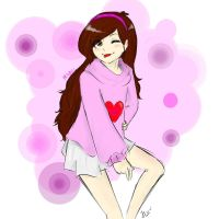Mabel Pines (anime) by JLinMicaPenniman