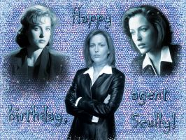 Happy birthday, Scully 2010 by Lirulin-yirth