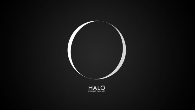 Halo: CE Wallpaper (Black) by xAbstractBen