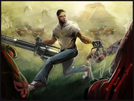 Serious Sam BFE by VikArachnid