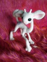 Forest Spirit Fawn by Mothershark