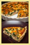 Bacon Ham and Spinach Quiche 02 by PoodleSchmoodle