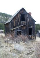 Elkhorn Ghost Town 50 by Falln-Stock