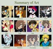 Art Summary by lndi
