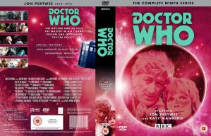 DOCTOR WHO CLASSIC SERIES 9 by MrPacinoHead