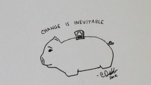 Sketchy: No Change by AnonymousCharles