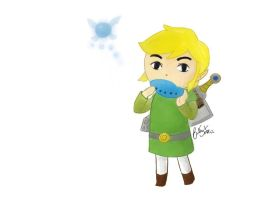 Day #09 - Fav Game char Male by tesumii