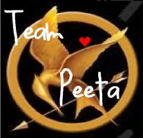 Team Peeta by seriia