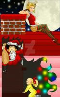 Marron's Christmas by RinskeR