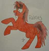 Request: Rabies!!! by TopazBeats