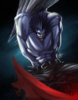 Lobo by toonfed