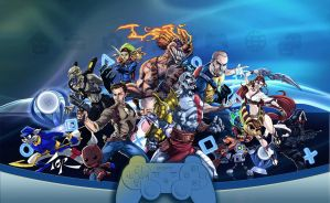 PlayStation Icons by torsor