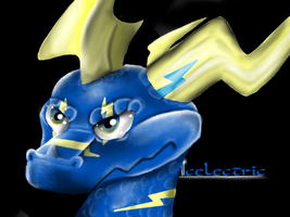 'Realistic' Icelectric by IcelectricSpyro