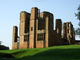 Kenilworth Castle IV by In-the-picture