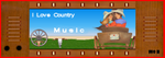Country Music Radio by Sterlingware