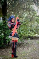 Until the day I finally reach you...!-Ryuko Matoi by HoneyMaRy