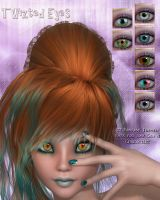 Promo Twizted Eyes by TwiztedMetal3D