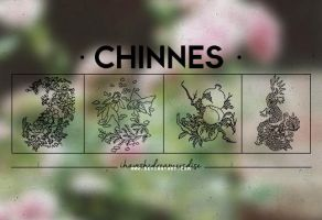 Chinnes - .Abr by Ihavethedreamersdise