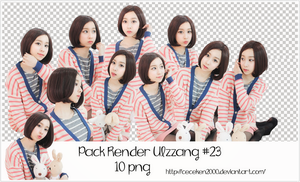 PACK PNG #23: Ulzzang by CeCeKen2000