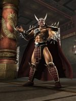 Shao Khan by Dragonspet6790