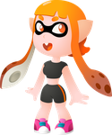Inkling Girl by Doctor-G
