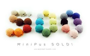 500 MiniPus SOLD by pocket-sushi