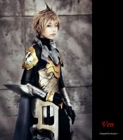 Kingdom Hearts: Ventus by Akusesu