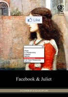 Facebook and Juliet by quartertofour