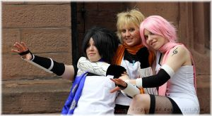 Team 7 - Hugging by Wings-chan