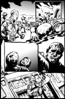 TEUTON: Volume 1 - 14 by ADAMshoots