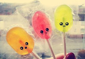 Cute lolly pops by ziggy90lisa