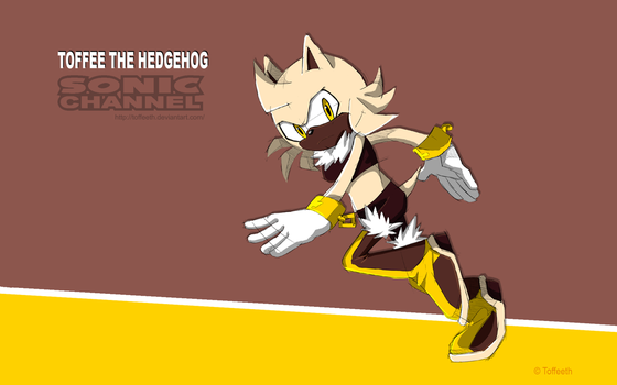 Sonic Sketch Channel: Toffee by ToffeeTH