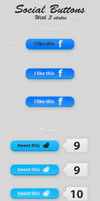 Web Social Icons FREE by Beneyto93